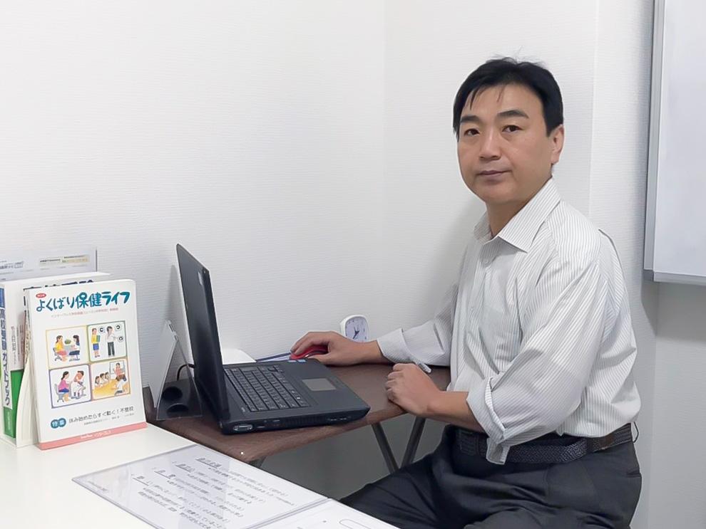 北大阪セラピーラボ代表・所長の小川和夫